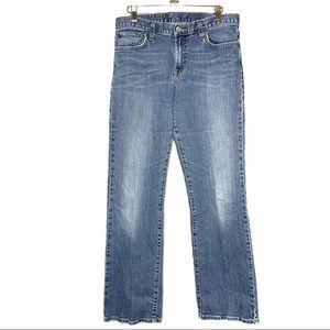 Lucky Brand dungarees classic fit sz 10